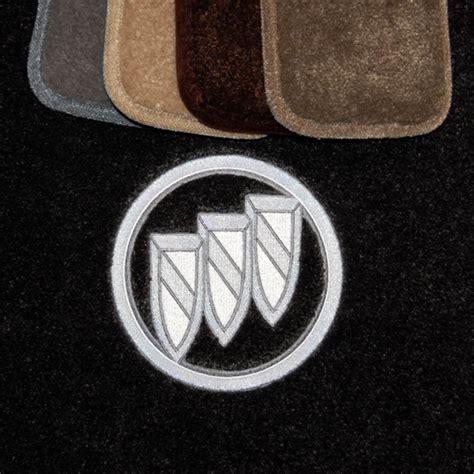 Buick Logo Floor Mats by Buick Lacrosse Floor Mats