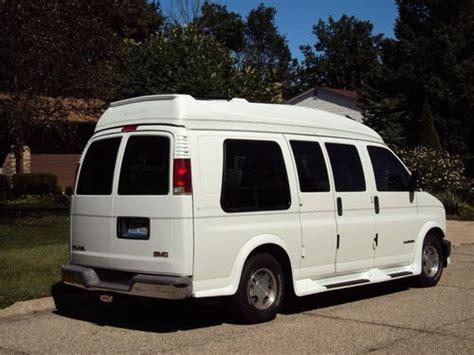 buy  savana high top sherrod conversion van  flushing michigan united states
