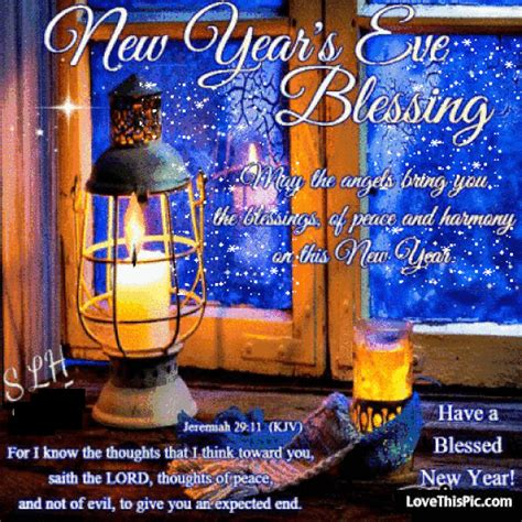 new years eve blessings gif quote pictures photos and