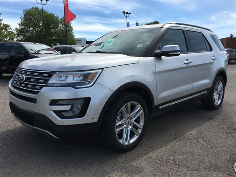 2017 ford explorer limited used 2017 ford explorer limited in calgary 17ex6469a