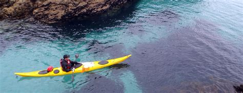 CAMINOKAYAK : école de kayak de mer en Bretagne randonnée, location, stage, séjour, voyage en
