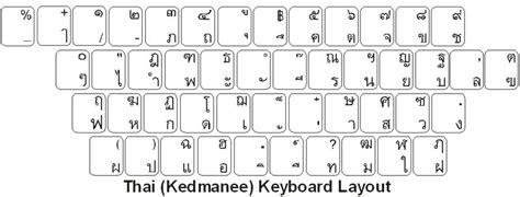 layout keyboard thai thai kedmanee keyboard labels dsi computer keyboards