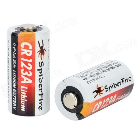 Trustfire Cr123a Battery 1300mah 3v single use batteries cr123a 16340 3v 1300mah li ion battery multicolored was listed for r130