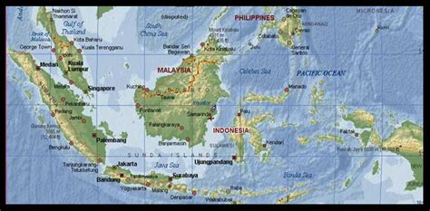 3 Di Indonesia gambar peta indonesia di dunia pictures