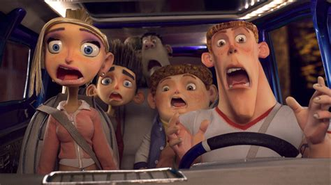 cartoon zombie film 2012 where digital meets stop motion in paranorman cinematography