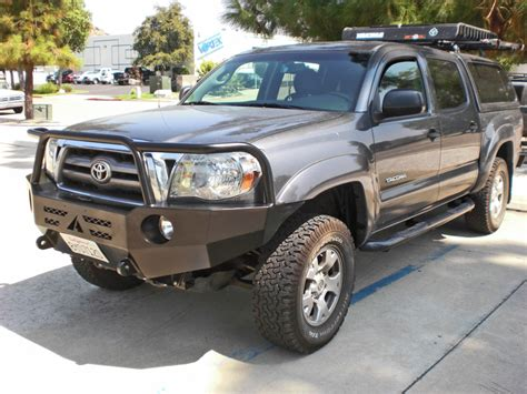 Toyota Bumper Toyota Tacoma Front Winch Bumper Aluminess
