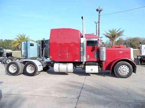 Extended Sleeper Trucks by Peterbilt 379 Extended 2005 Sleeper Semi Trucks