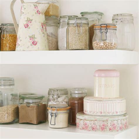 kitchen storage jars uk storage jars take a tour of a modern country kitchen