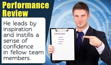performance reviews real performance review exles for the workplace