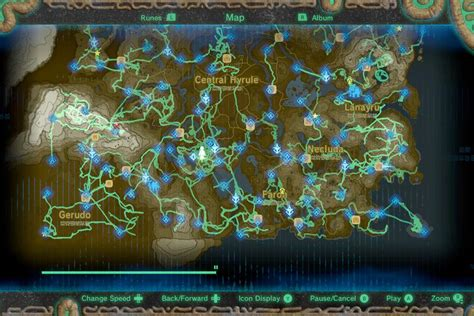 legend of zelda main map why six months later i m still happily hunting korok