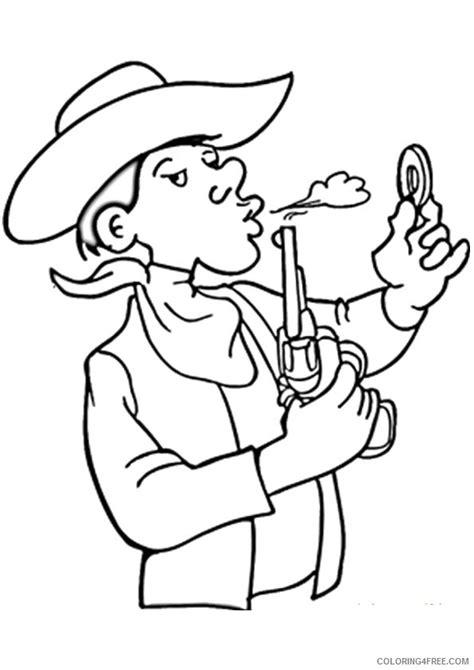 cowboy guns coloring pages cowboy guns pages coloring pages