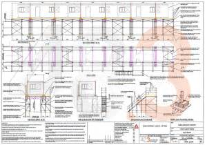 How To Draw A Floor Plan In Autocad scaffolding engineering drawing