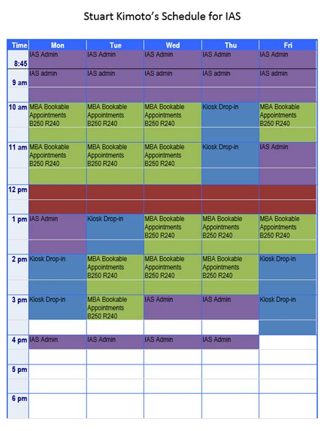 Udc Mba Schedule For Fall by Viu International Academic Support Stuart Kimoto S Ias