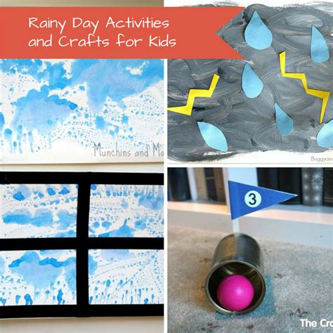 rainy day crafts activities for rainy day activities and crafts for