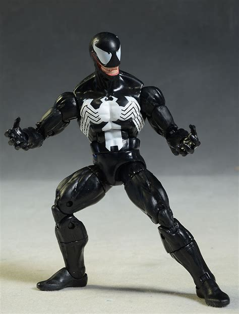 Figure Venom Marvel 2005 marvel legends absorbing spider figures absorbing marvel legends and
