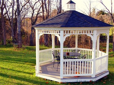 white gazebo pergola and gazebo design trends white gazebo design