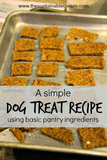 Recipe By Ingredients In Pantry by The Sustainable A Simple Treat Recipe Using