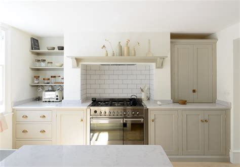 Handmade Painted Kitchens - shaker kitchens by devol handmade painted kitchens