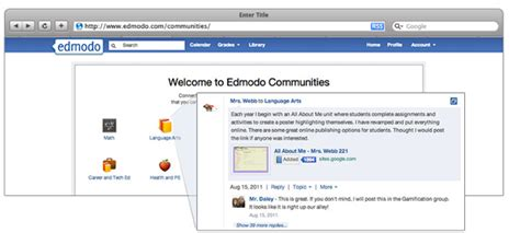 edmodo ceo greylock and benchmark lead 15m round in social