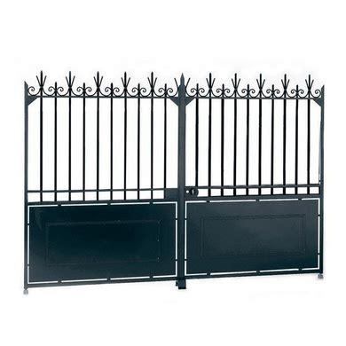 Portail Garage Standard by Dimension Portail Standard Best Portail Standard With