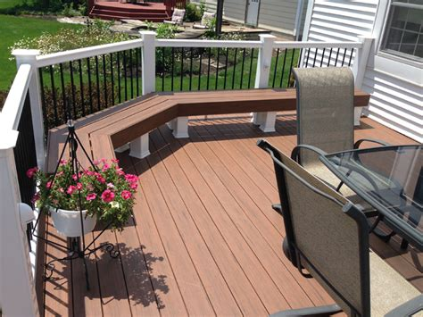 Timbertec Decking by Timbertech Columbus Decks Porches And Patios By