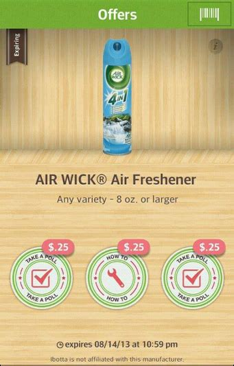 Meyers In Air Freshener Air Wick 4 In 1 Spray Only 25 At Fred Meyer Through 8 14