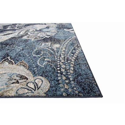 Home Rugs Home Dynamix Area Rugs Denim Rug 1401 300 Navy Blue