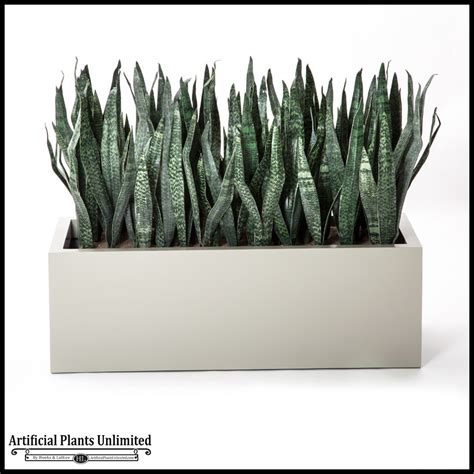 Room Dividers And Partitions - artificial sansevieria room divider