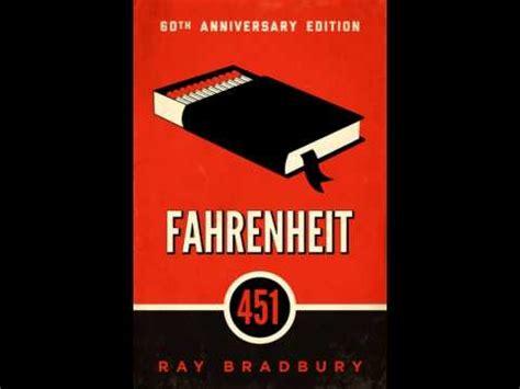 fahrenheit 451 section 1 fahrenheit 451 ray bradbury part 1 youtube