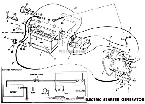 allis chalmers electrical wiring diagram wiring diagram