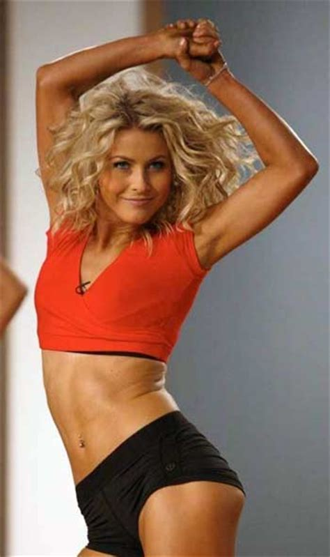 julianne hough diet plan and workout routine healthy celeb julianne hough workout dvd ballroom cardio pop workouts