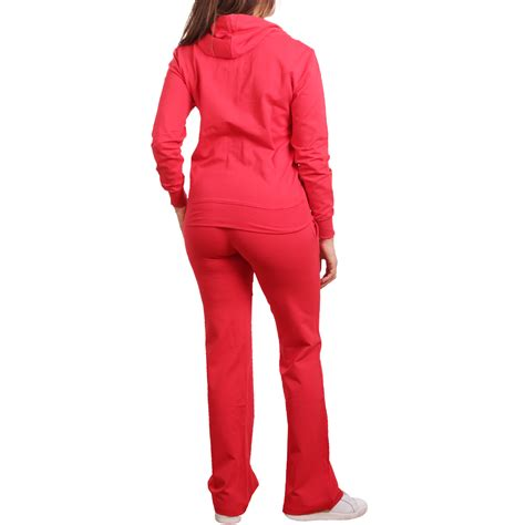 hood babes sweat suit red white 99828 at hoodboyz hood babes sweat suit red white 99828 at hoodboyz