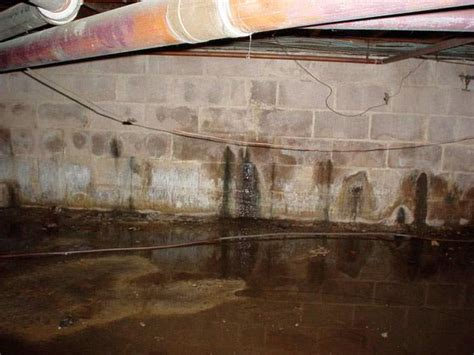 how to seal a basement wall from water repairing basement walls what works and what doesn t