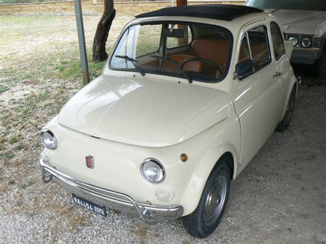 L For Sale by 1972 Fiat 500 Model L For Sale