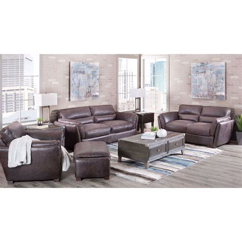 All Leather Sofas by Moro All Leather Sofa 7388s Dakkar Moro 19806 Soft