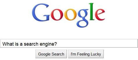 What Is A Search Site Introduction To Search Engines