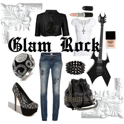 Fashion Advice How To Dress Like A Rock The Budget Fashionista 5 by Glam Rock Clothes Such Rock Clothes And