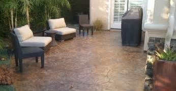 Concrete Patio Stain by Gallery For Gt Brown Stained Concrete Texture
