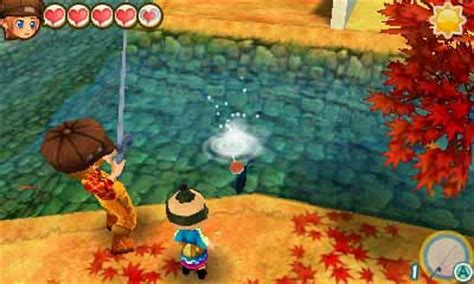 Diskon Special Natal 3ds Story Of Seasons Trio Of Towns japan story of seasons trio of towns pre purchase