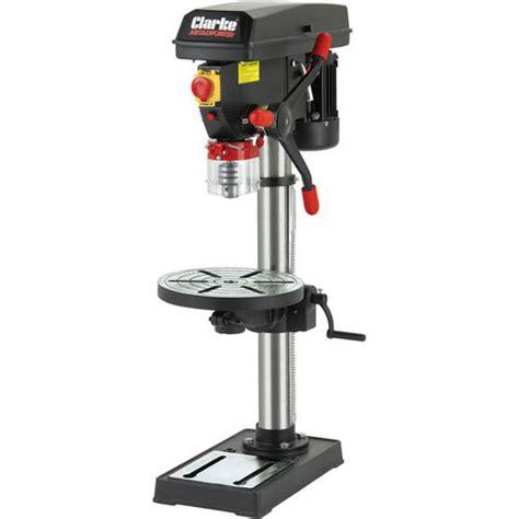 bench press machine prices clarke cdp302b bench drill press 230v machine mart