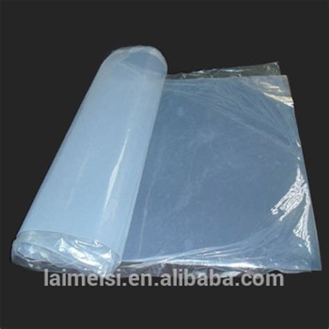 Silicone Sheet T 3mm 1x1 Meter high quality translucent white silicone rubber sheet for heat resist cushion 100