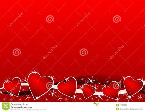 valentines de valentines background with hearts stock vector