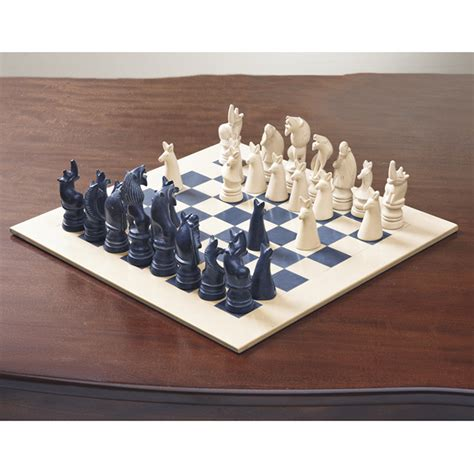 Soapstone Chess Pieces wedding safari soapstone chess set