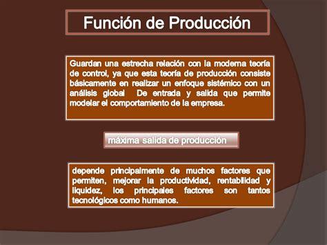 para realizar las funciones de produccion de gametos y read more funci 243 n de producci 243 n y la productividad monografias com
