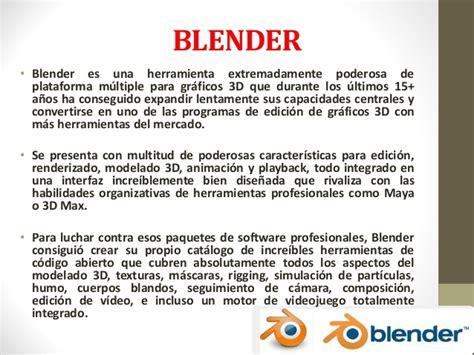 Blender Es Manual manual blender