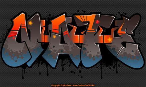 graffiti font wildstyle