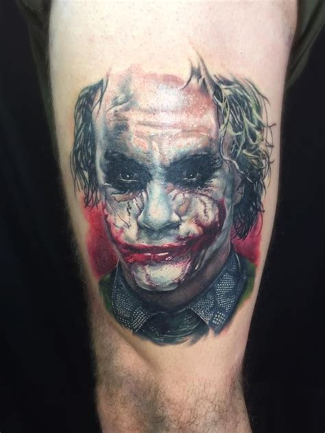 joker tattoo portrait 1000 images about tattoos i like on pinterest plymouth