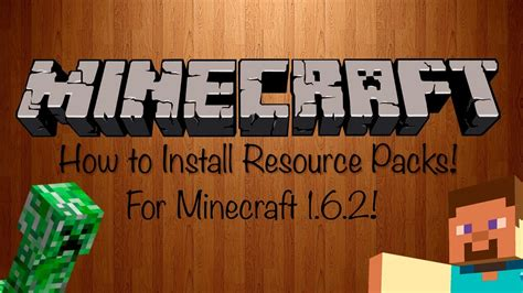 how to install minecraft resource packs 1710 how to install minecraft resource packs on mac 1 6 2