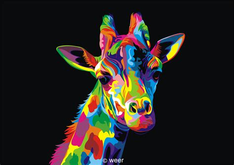 colorful animals colorful vector animals by wahyu romdhoni spire