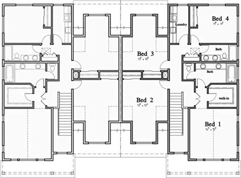 craftsman luxury duplex house plans with basement and craftsman luxury duplex house plans with basement and shop